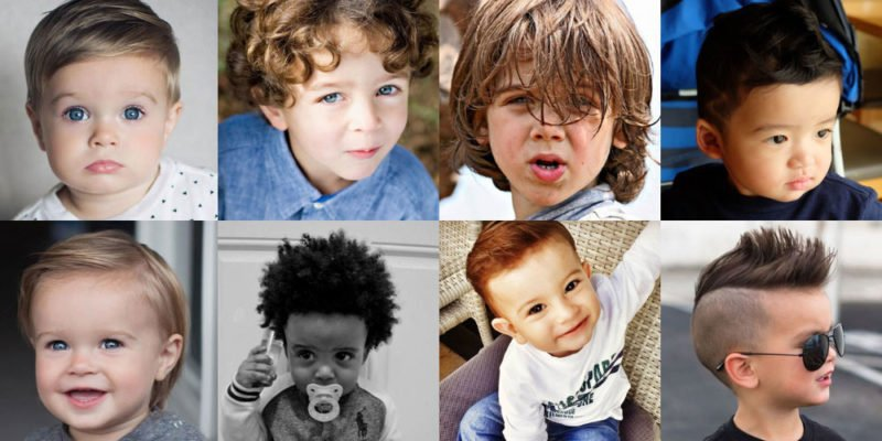 Best Baby Boy Hairstyles