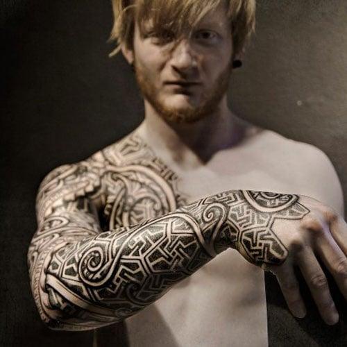 Best Modern Tribal Tattoos