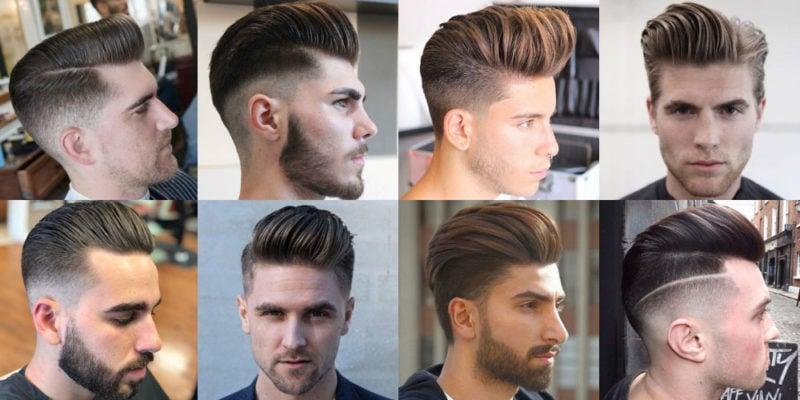 Best Pompadour Fade Haircuts