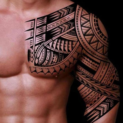 Cool Tribal Tattoo Designs and Meanings