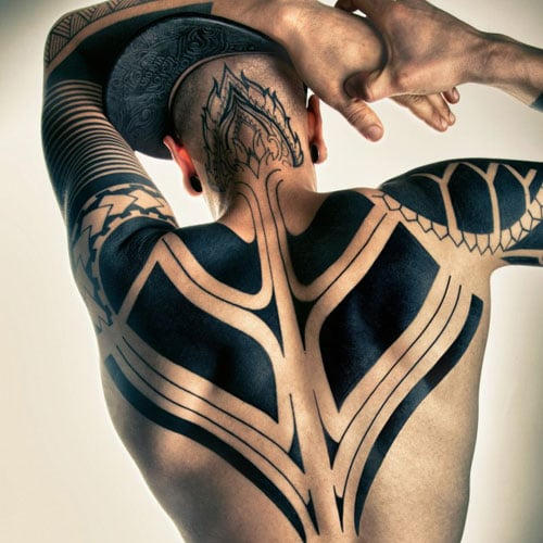 Cool Tribal Tattoo Designs