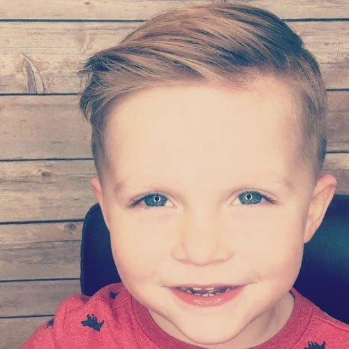 Cute Baby Boy Hairstyles