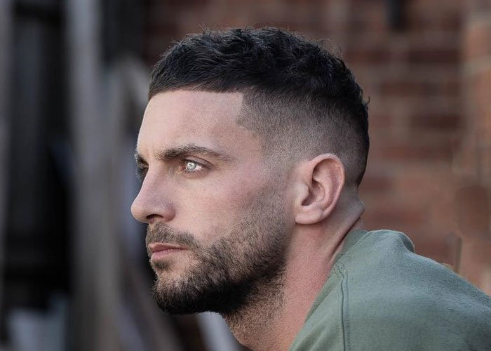 59 Best Fade Haircuts: Cool Types Of Fades For Men (2019