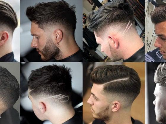 Medium Fade Haircuts