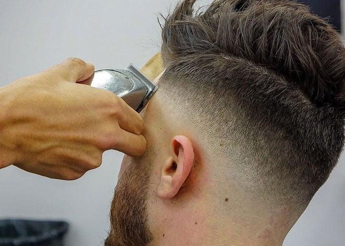 Mid Fade Haircuts