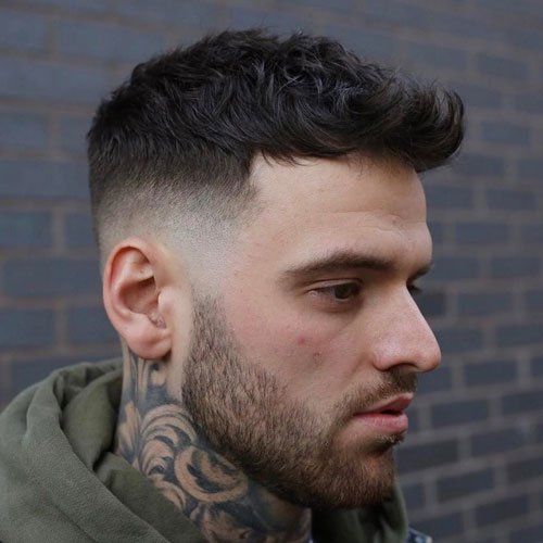 21 Best Mid Fade Haircuts (2021 Guide