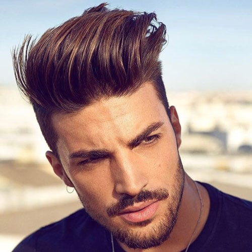 21 best pompadour fade haircuts 2019 guide