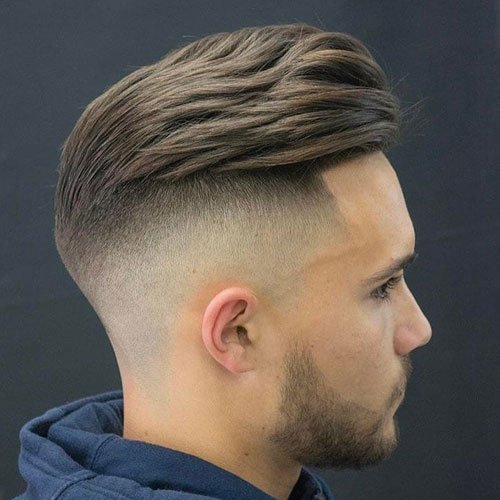 21 Best Pompadour Fade Haircuts 2020 Guide