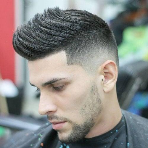 Fuckboy Fohawk Fade Haircut