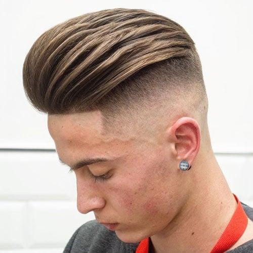 Fuckboy Hair - Slicked Back Undercut