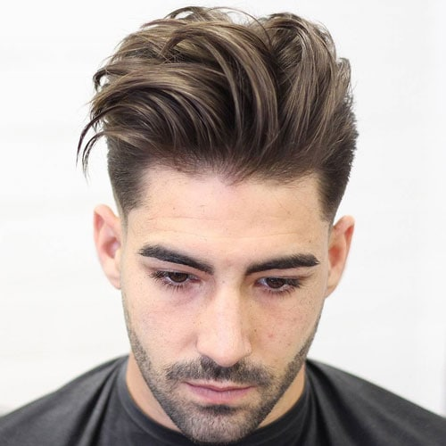 Fuckboy Haircuts - Messy Textured Quiff