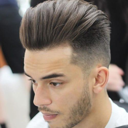 Fuckboy Hairstyles - Slicked Back Fade