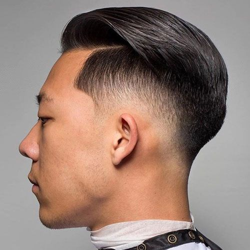 Best Asian Fade Haircuts For Men