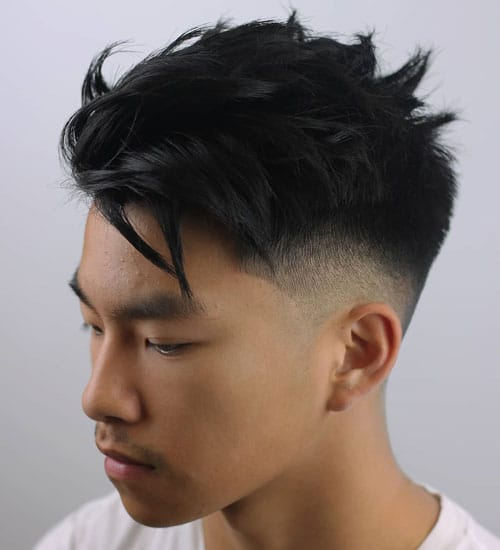 Best Haircuts For Asian Guys