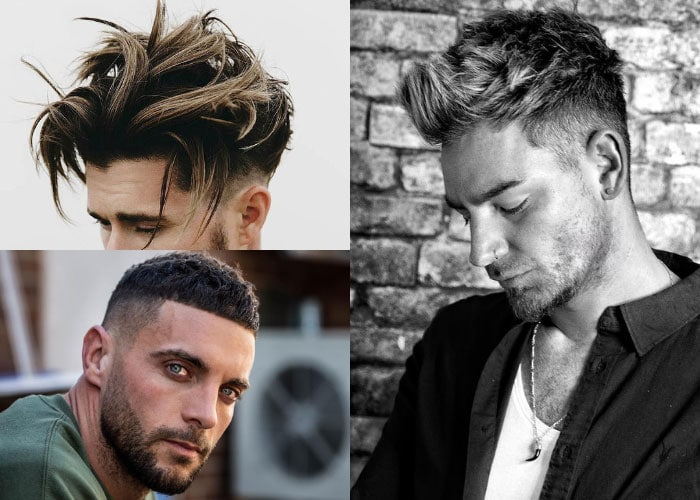 Medium Length Trend 2020 Hairstyles Men 85