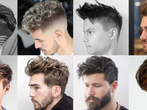 Best Messy Hairstyles For Men