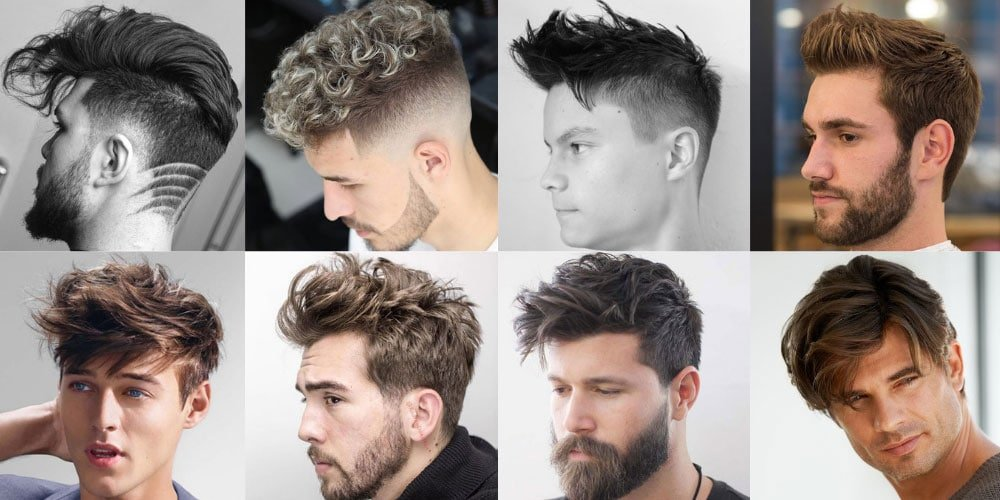 Medium Length Trend 2020 Hairstyles Men 38