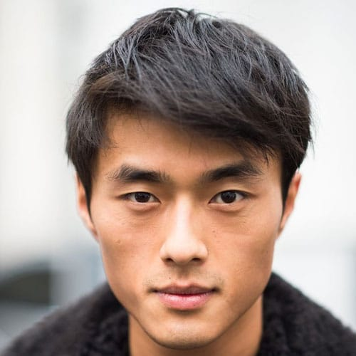 Best Short Asian Men Haircuts