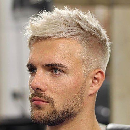 45 Trendy Spiky Hairstyles For Men 2019 Guide