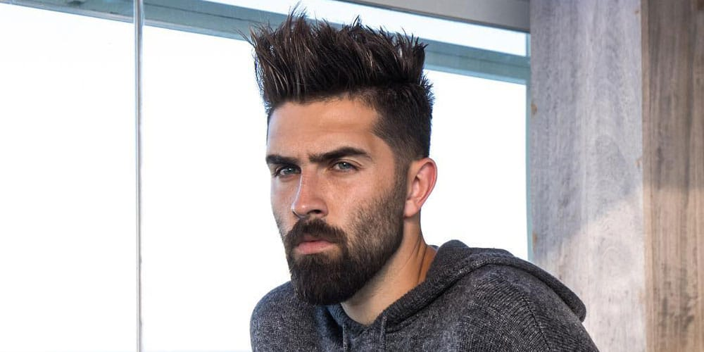 Best Men S Hairstyles For 2019: 45 Trendy Spiky Hairstyles For Men (2019 Guide