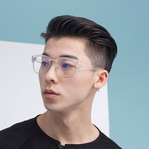 Cool Asian Undercut Hairstyles For Men
