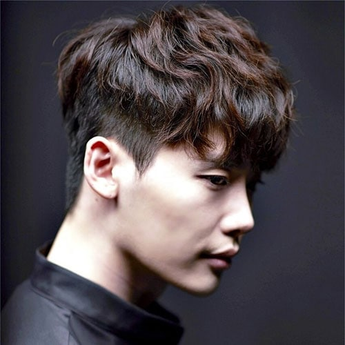 Cool Kpop Men's Hairstyles
