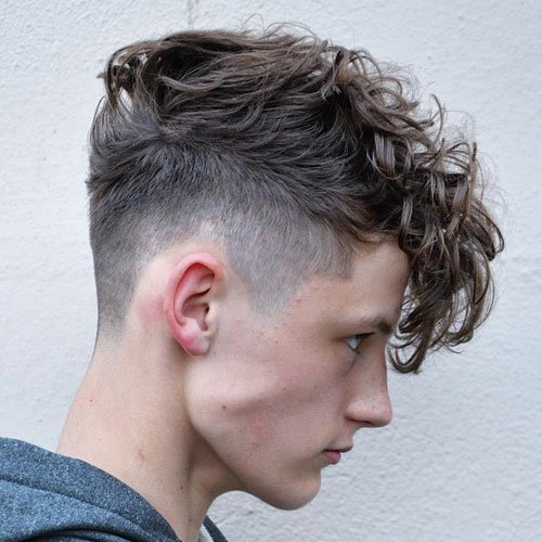 37 Messy Hairstyles For Men 2021 Guide