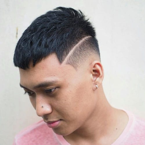 Short Asian Hairstyles For Men