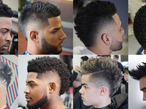 Best Burst Fade Haircuts