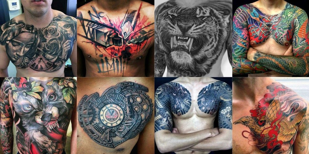 Best Chest Tattoos For Men