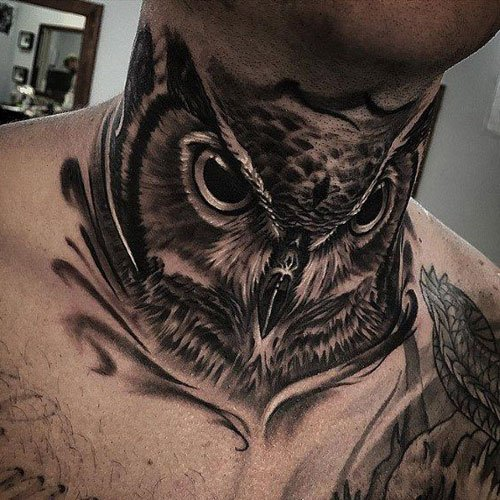 Best Neck Tattoos