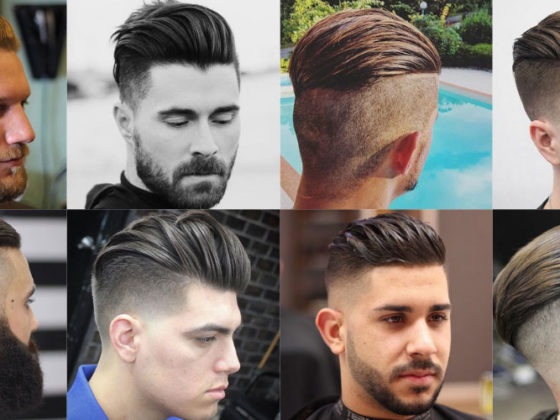 Best Slicked Back Undercut Hairstyle
