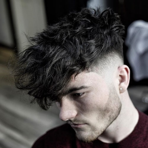 Best Wavy Hairstyles For Guys