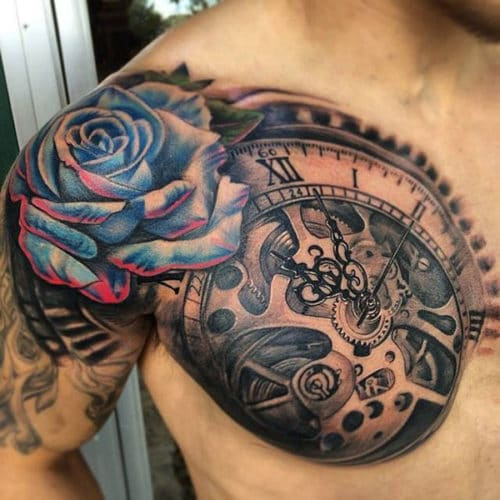 Cool Chest Tattoo Ideas For Men