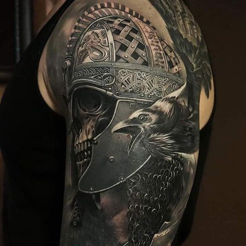 Cool Skull Tattoo Designs