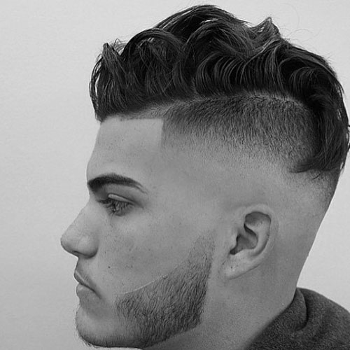 Men's Wavy Medium Hairstyles
