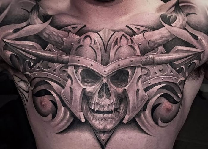125 Best Skull Tattoos For Men: Cool Designs + Ideas (2019 Guide)