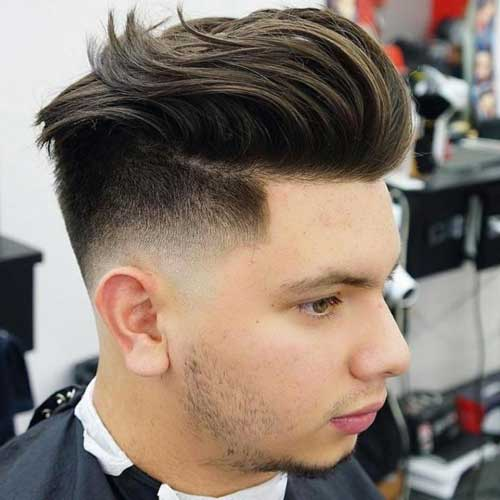 27 Burst Fade Haircuts 2020 Guide