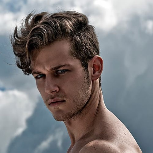 50 Best Wavy Hairstyles For Men Cool Haircuts For Wavy Hair 2021 Guide