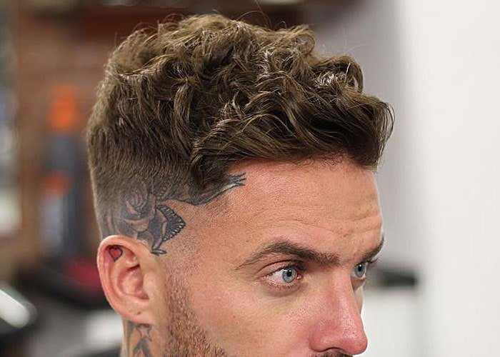 50 Best Wavy Hairstyles For Men: Cool Haircuts For Wavy