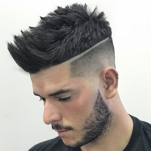 Brushed Up Taper Fade