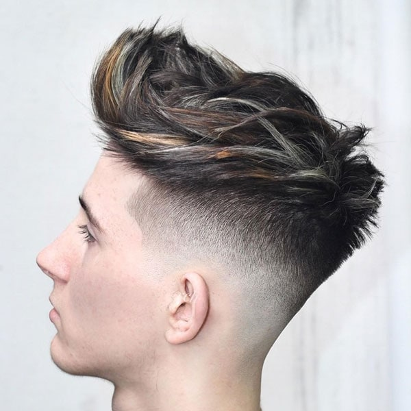 High Fade Haircut