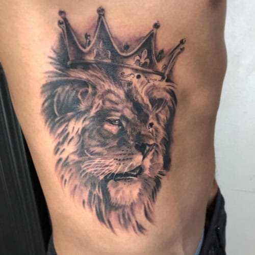 125 Best Lion Tattoos For Men Cool Designs Ideas 2020