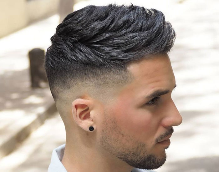 69 Best Taper Fade Haircuts For Men