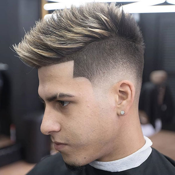 Taper Fade Line Up