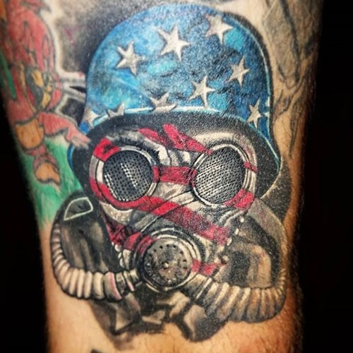 American Military Tattoos