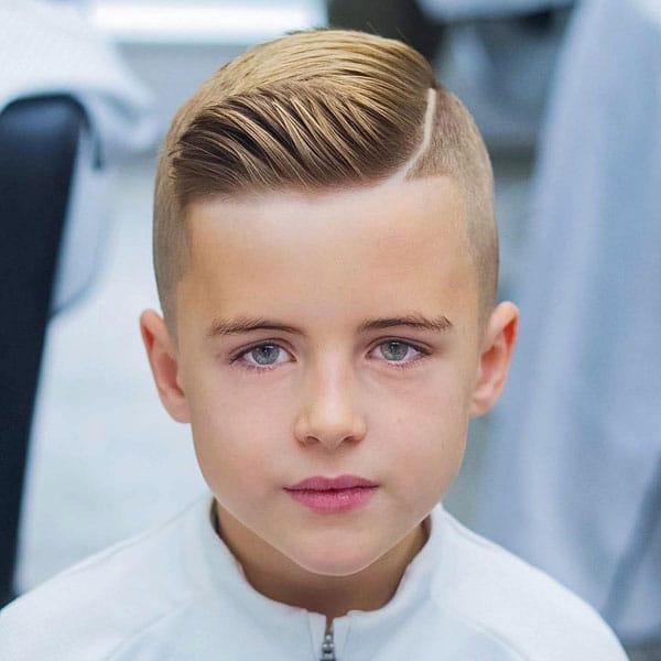 35 Cute Little Boy Haircuts Adorable