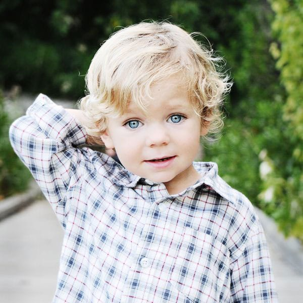 Naturally Curly Hair For Toddler Boy Hairstyles