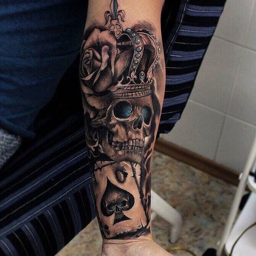 Best Half Sleeve Forearm Tattoo Designs