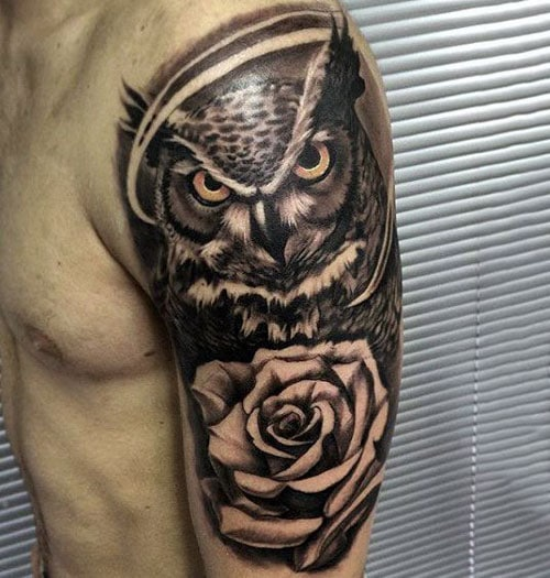 Best Half Sleeve Tattoo Designs